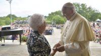 Le pape François à Loppiano, une «ville sans périphéries»