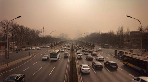 Carbone Chine exemple augmente émissions CO2