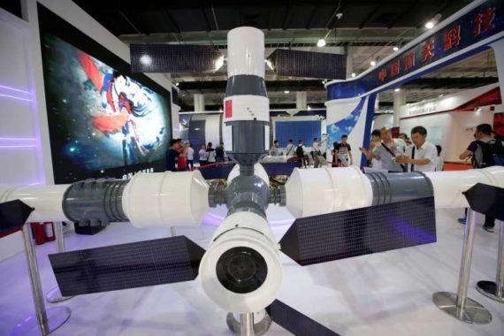 Chine membres ONU utiliser future station spatiale