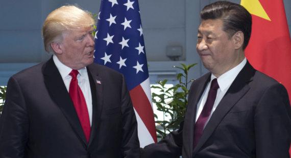 Chine vols technologies Trump démocrates Washington Post