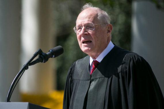 Cour suprême Anthony Kennedy pro vie