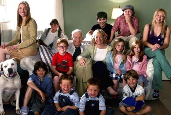 Enfants familles nombreuses