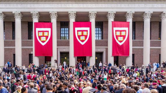 Harvard convaincu racisme politique recrutement diversité