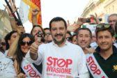 Bientôt la fin de l'immigration illégale en Italie? Le chef de la Ligue devenu ministre de l'Intérieur dit aux «migrants» de faire leurs valises