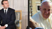 Macron et le pape François au Vatican: Sainte Alliance pour les migrants