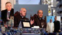 """Mgr Aguer, évêque conservateur de La Plata, Argentine, remplacé par Victor Manuel """"Tucho"""" Fernandez, proche du pape François"""