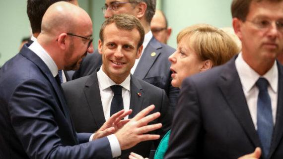 Migrant Européo mondialistes Cherchent Solution Excluent Trouver