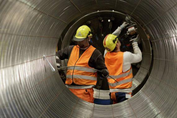Nord Stream Etats Unis Allemagne taxes acier