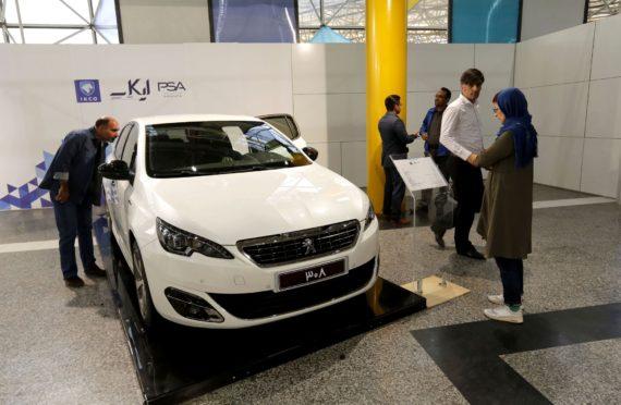 Peugeot Retire Iran Choix Hégémonie Américaine Gouvernance Mondiale
