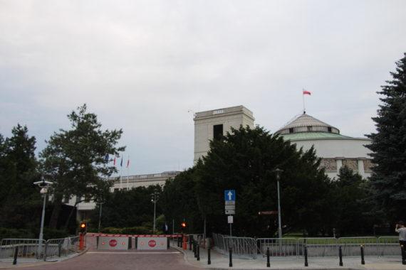 Silje Garmo asile Norvégienne Pologne