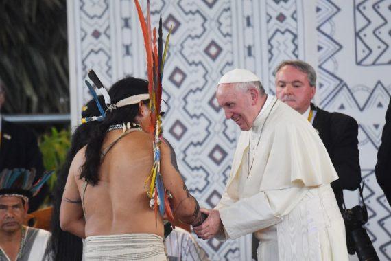 Synode Amazonie vecteur théologie indienne Décryptage