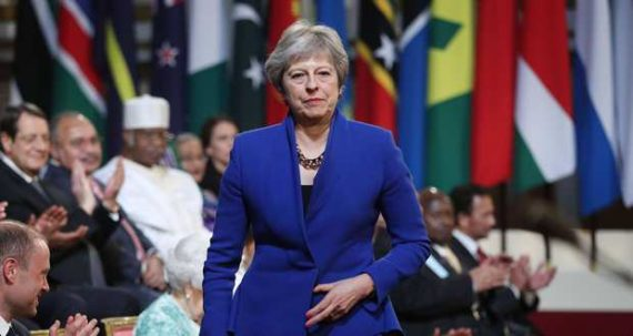 Theresa May vote parlement Brexit