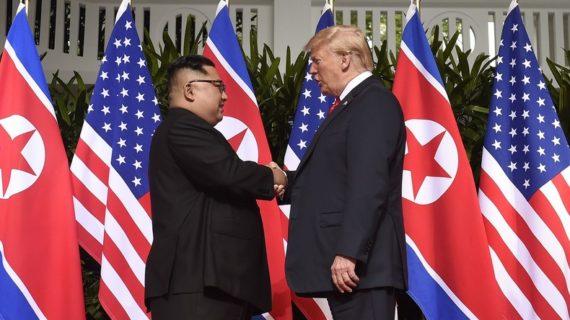Trump Kim Jong Un Nucléaire Corée Macron G7 Cinéma
