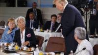 G7: Trump le mauvais sauvage bouscule le Nouvel Ordre Mondial
