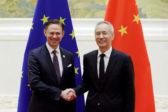 Rencontre Jyrki Katainen-Liu He: l'UE, complice de la Chine communiste pour imposer le Nouvel Ordre Mondial