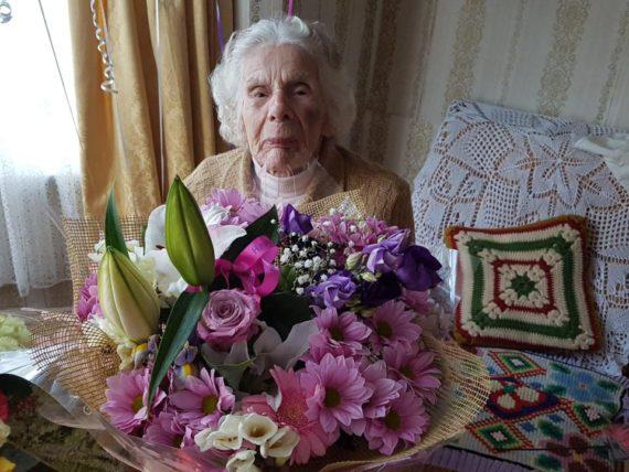 Zofija Kaczan Polonaise centenaire pardon meurtrier lit de mort