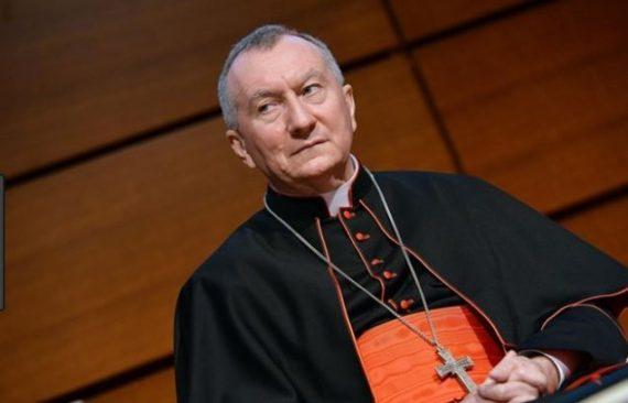 cardinal Pietro Parolin participe réunion groupe Bilderberg