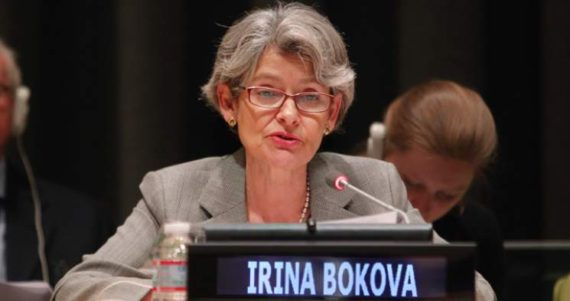 communiste UNESCO Irina Bokova corruption