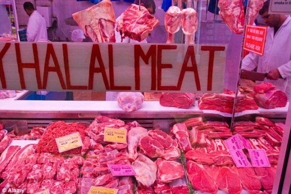 exportations viande halal Royaume Uni Arabie Saoudite vétérinaires britanniques