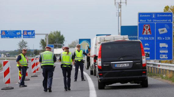 immigration Autriche frontières Italie ONG V4 mini sommet Bruxelles