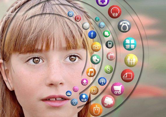 medias sociaux jeux ligne enfants maladie mentale