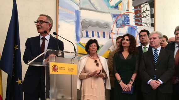 ministre culture Espagne mêmes droits animaux hommes nouveau