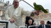 Ecologie: le pape François a parlé de «développement humain intégral» aux pétroliers et autres dirigeants de l'énergie fossile