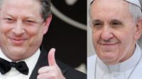 Al Gore sur VaticanNews: le pape François, une «force morale» face à la crise du changement climatique