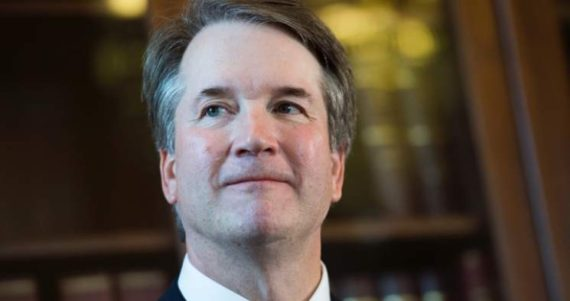 Brett Kavanaugh Trump Cour supreme Etablissement