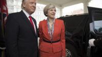 Le livre blanc de Theresa May sur le Brexit aggrave la rébellion dans son parti, Donald Trump enfonce le clou