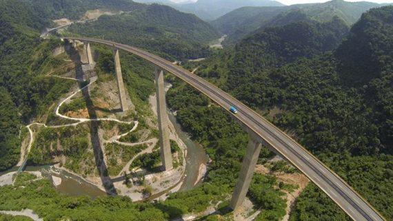Chine construit autoroute Montenegro impérialisme dette