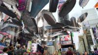 Une expérience de réalité augmentée: la submersion de New York. A quand Paris?
