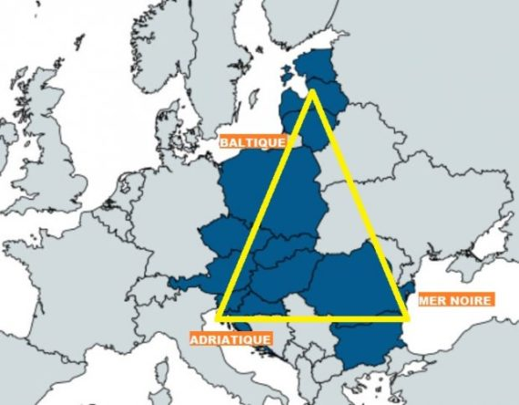 Initiative Trois Mers Europe centrale