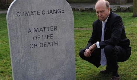 James Hansen gaz effet serre changement climatique