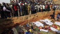Après le dernier massacre de chrétiens, le cardinal Okogie demande au président musulman du Nigeria de démissionner – seulement il joue l'indifférence