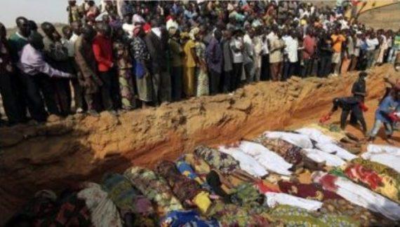 Massacre chrétiens Nigeria musulman