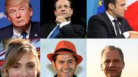 Trump, Hollande, Macron, Gayet, Debbouze, Sulzberger: l'Etat profond mondialiste change la politique