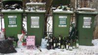 Un rapport démontre que l'obligation étatique de recyclage des déchets engendre pollution, délinquance et surcoûts