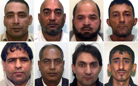 Royaume Uni viols gangs ethnique