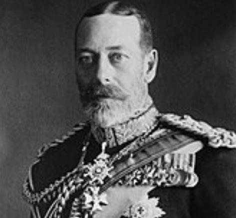 grand duc russe 1920 George V scélérat