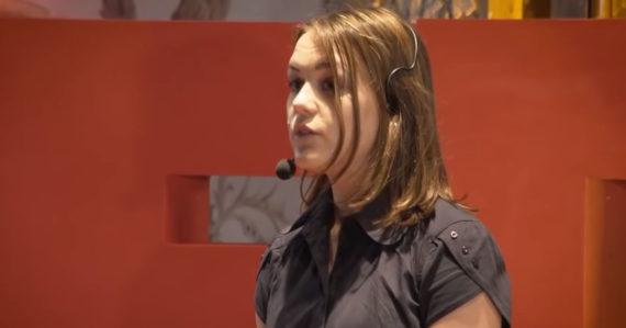 naître pédophile orientation sexuelle conférence TED Mirjam Heine