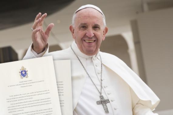pape félicite patriarche Lisbonne pastorale divorcés remariés confusion Amoris laetitia