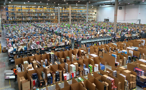 Amazon commerce internet optimisation fiscale