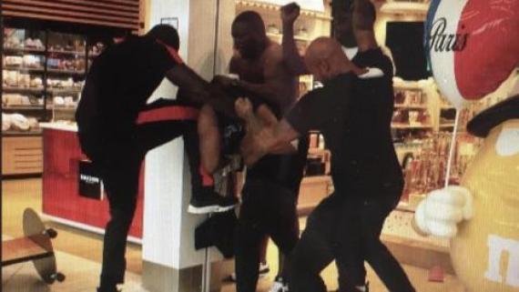 Booba Kaaris Violence Orly Guerre Ethnique France Américanisée Rap