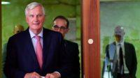 Le négociateur de l'UE Michel Barnier annonce enfin des propositions pour un accord avec Londres