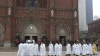 Le pontificat de François, une chance unique pour la Chine communiste de résoudre son «problème catholique»
