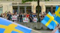 Les sondages donnent le parti anti-immigration Démocrates de Suède en forte hausse aux élections du 9 septembre