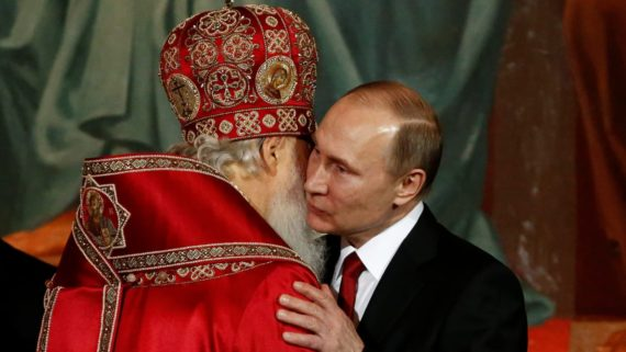 Eglise orthodoxe russe tsars Staline Poutine