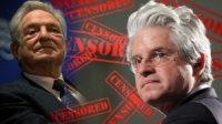 David Brock et les agents de George Soros ont concocté le plan visant à faire museler la droite par Google et Facebook