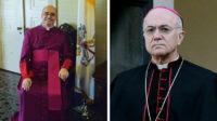 L'abbé Jean-François Lantheaume soutient fortement Mgr Carlo Maria Viganò sur Facebook: «L'homme le plus intègre du Vatican»